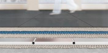 Fussbodenheiz-u. Kühlsysteme / Smart Home