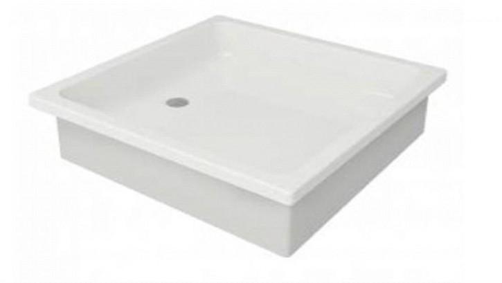 Acryl-Duschwanne Tako 80x80x16 cm inkl. Standfüße