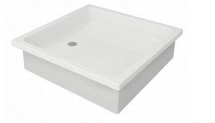Acryl-Duschwanne Tako 90x90x16 cm inkl. Standfüße