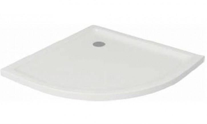 Acryl-Duschwanne Tako 90x90x3 cm inkl. Standfüße