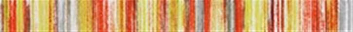 Air Bordüre 5,5x60cm multicolour glänzend