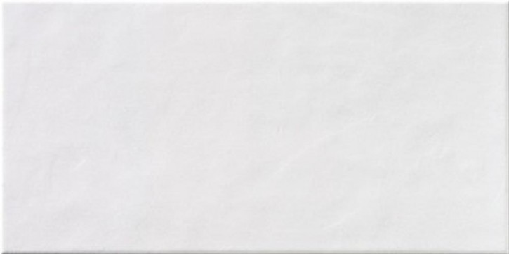 Albany uni 25x50cm weißgrau