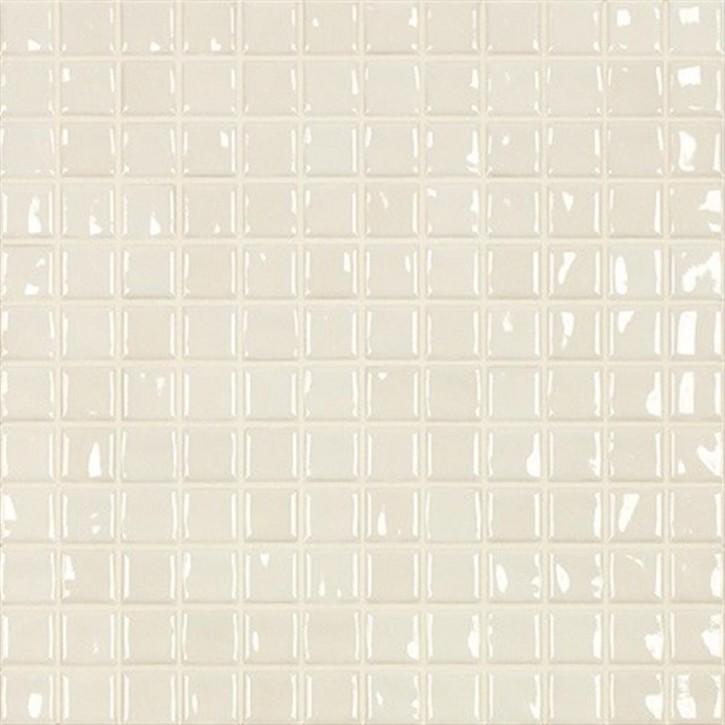 Amano creme glzd. Mosaik 2x2x0,65cm