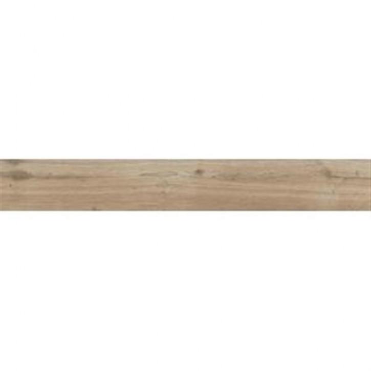 Aspen Sockel 8,5x60cm beige matt ungl. rekt.