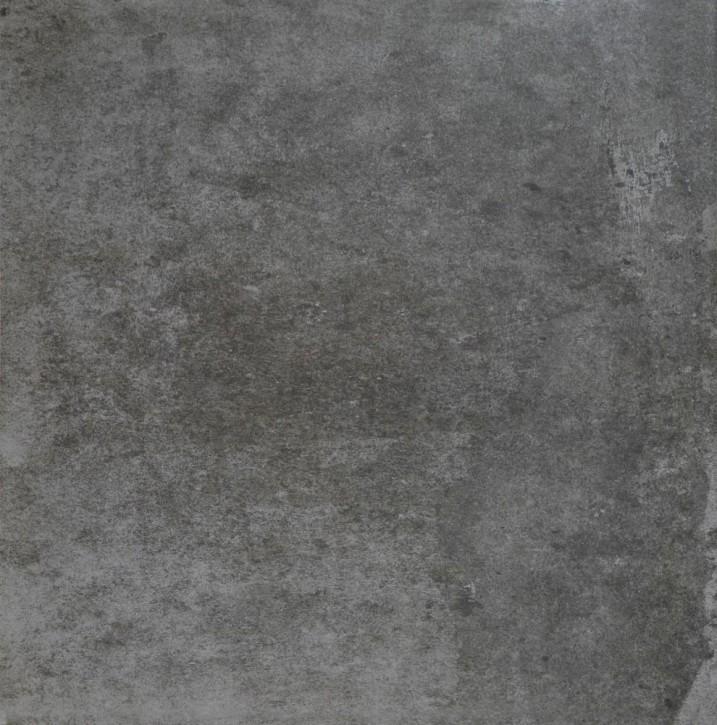 Atlas Boden 75x75cm anthrazit matt rekt. Abr.4