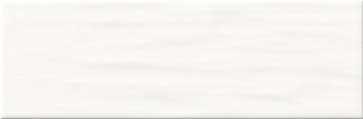 Bachata Wand 10x30cm weiß matt stukturiert