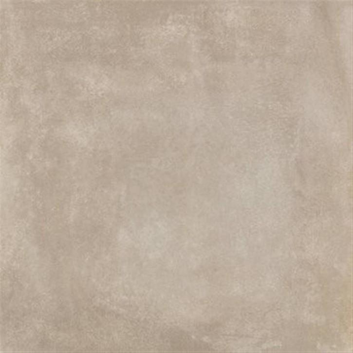 Basic Concrete 75x75cm Dark Beige rekt. R9