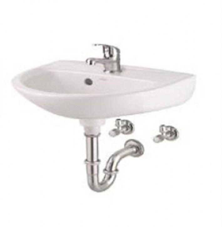 Basic plus Handwaschbecken Set 45cm