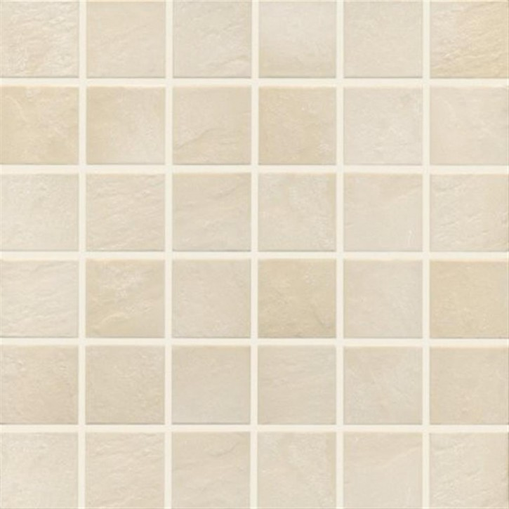 Basic-stone beige R10/B Mosaik 5x5x0,65cm