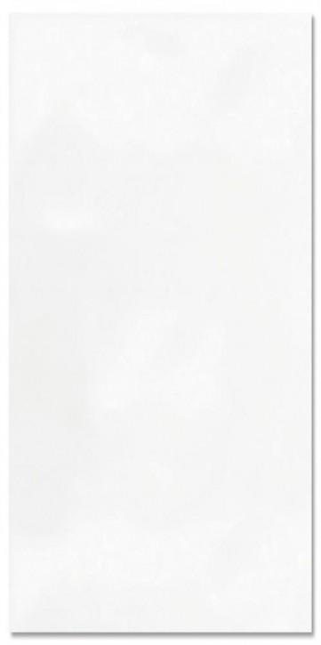Basic Wand 30x60cm weiß glzd. gewellt