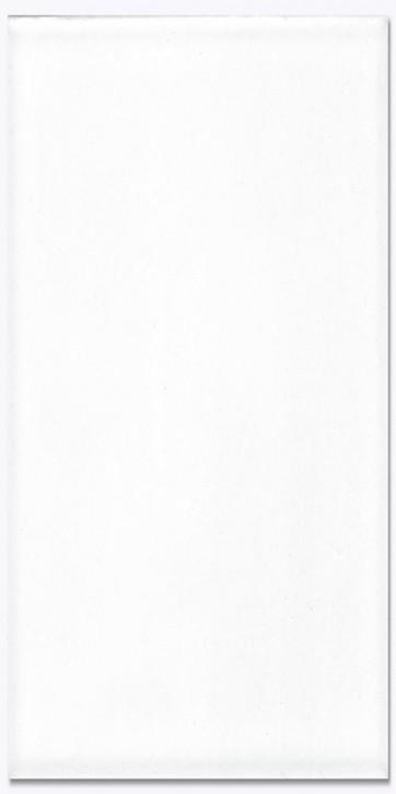 Basic Wand 30x60cm weiß matt gewellt