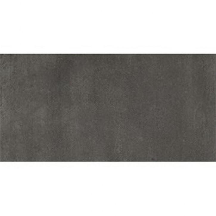 Beton Boden 30x60cm anthrazit ungl. matt R9