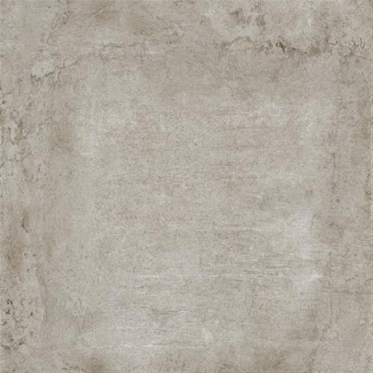 Beton Boden 60x60cm Zement ungl. R9 rekt.