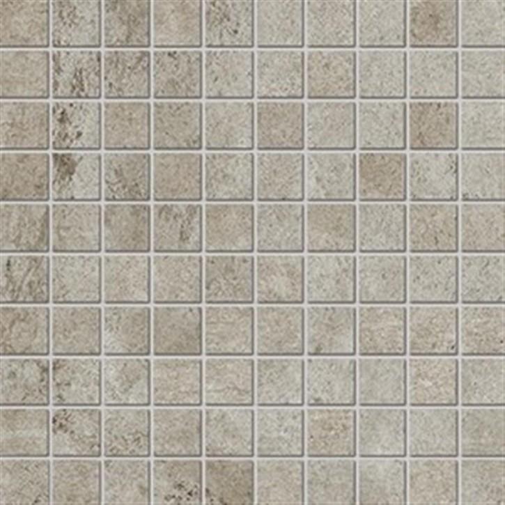 Beton Mosaik(3/3) 30x30cm Zement ungl. R10B