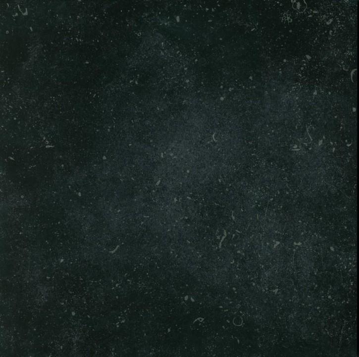 Bluestone Boden 60x60cm schwarz matt rekt. Abr.4