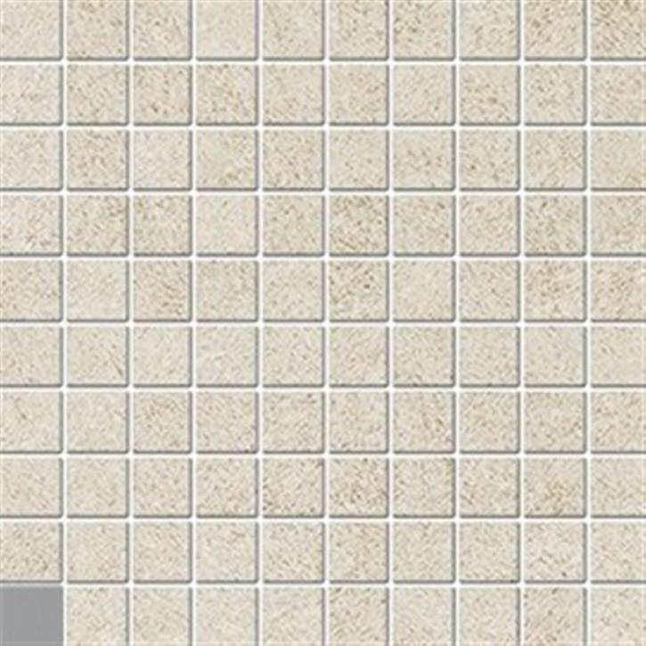 Boutique Mosaik(3/3) 30x30cm beige ungl. R10B rekt.