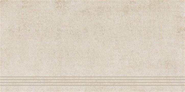 Boutique Treppenfliese 45x90cm beige ungl. R10 rekt.