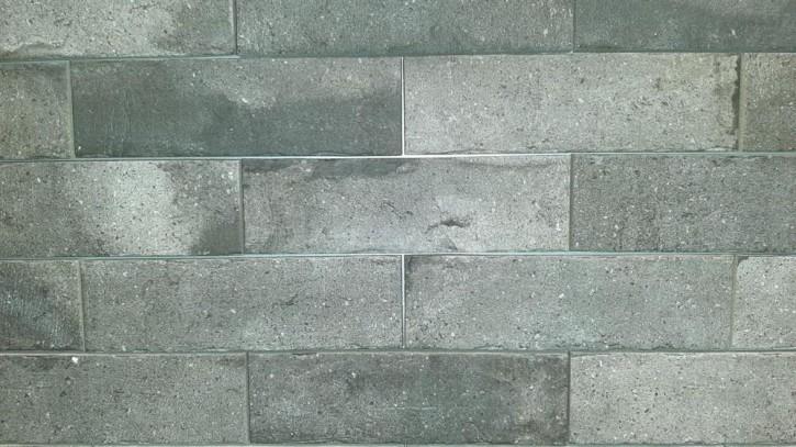 Brick Loft Klinkerriemchen 7,1x24cm felsgrau Abr.4