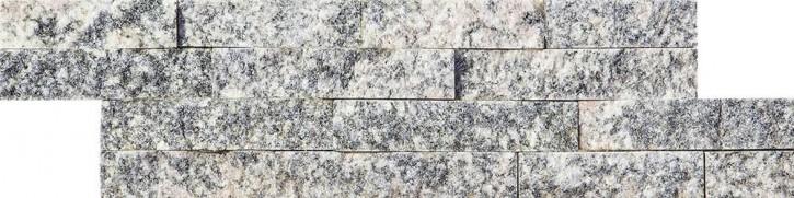 Brickstone Wandverblender 10x35cm grau