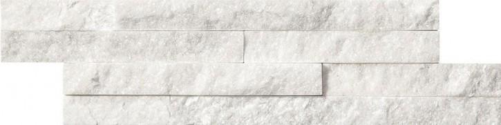 Brickstone Wandverblender 10x35cm weiß