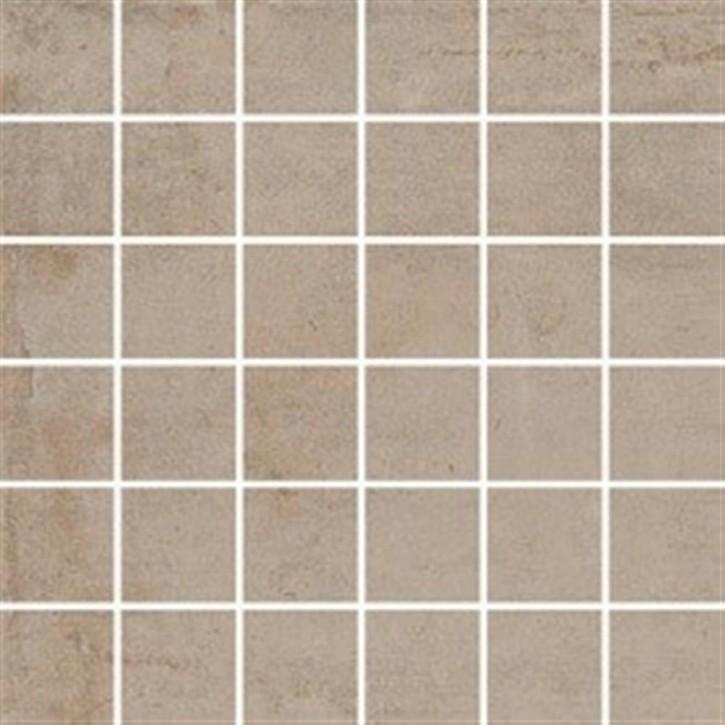 Bruchsal Mosaik (5x5) 30x30cm taupe