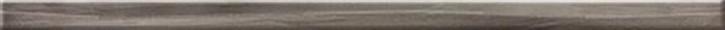 Cabado Bordüre 2,5x60cm mokka