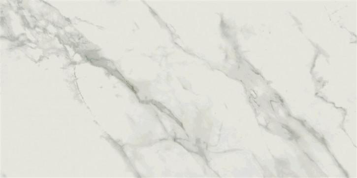 Calacatta Marble 60x120cm weiß poliert rekt. Abr.3