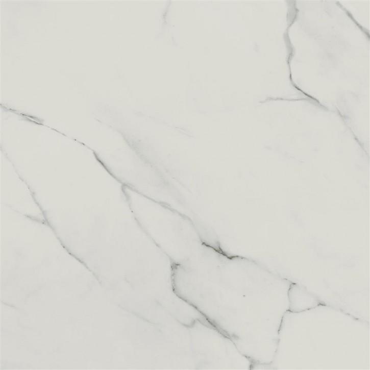 Calacatta Marble 60x60cm weiß poliert rekt. Abr.3