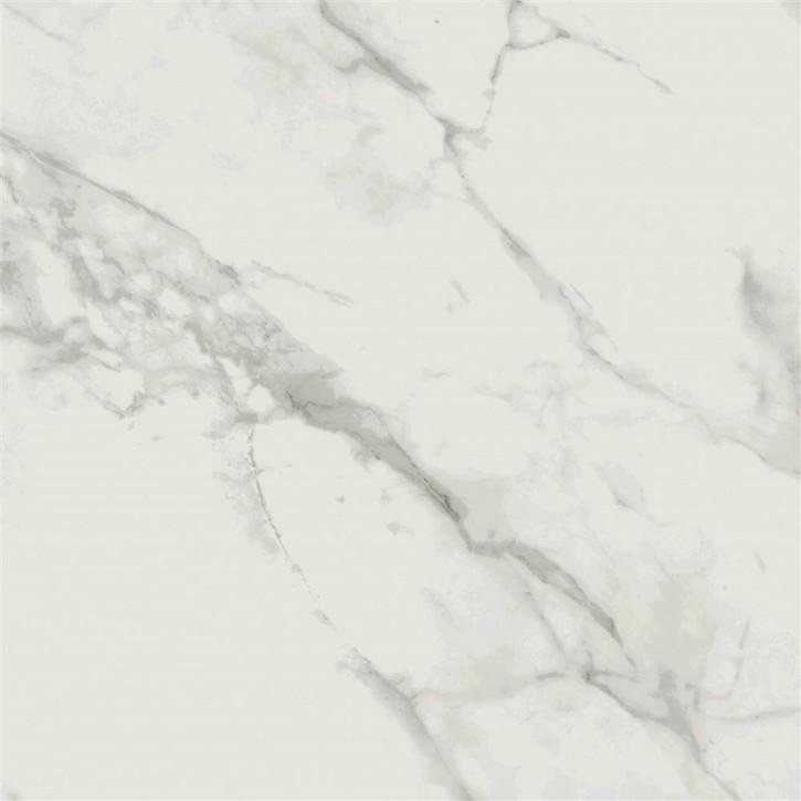Calacatta Marble 80x80cm weiß poliert rekt. Abr.3