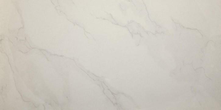 Carrara Boden 30x60cm weiß poliert rekt.