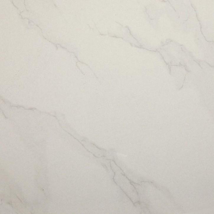 Carrara Boden 60x60cm weiß poliert rekt.