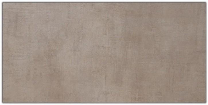 Cement Boden 45x90cm braun matt rekt. Abr.4