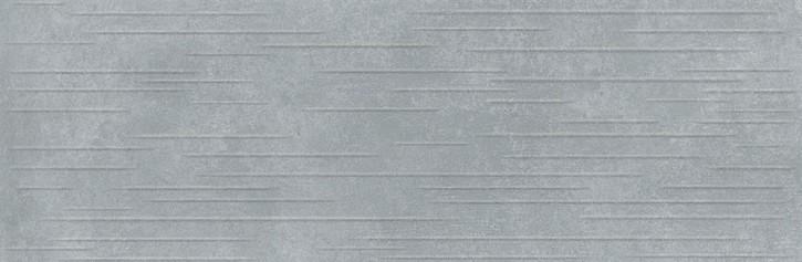 Cemento Dekor 24x74cm grau rekt.