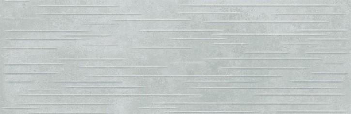 Cemento Dekor 24x74cm hellgrau rekt.