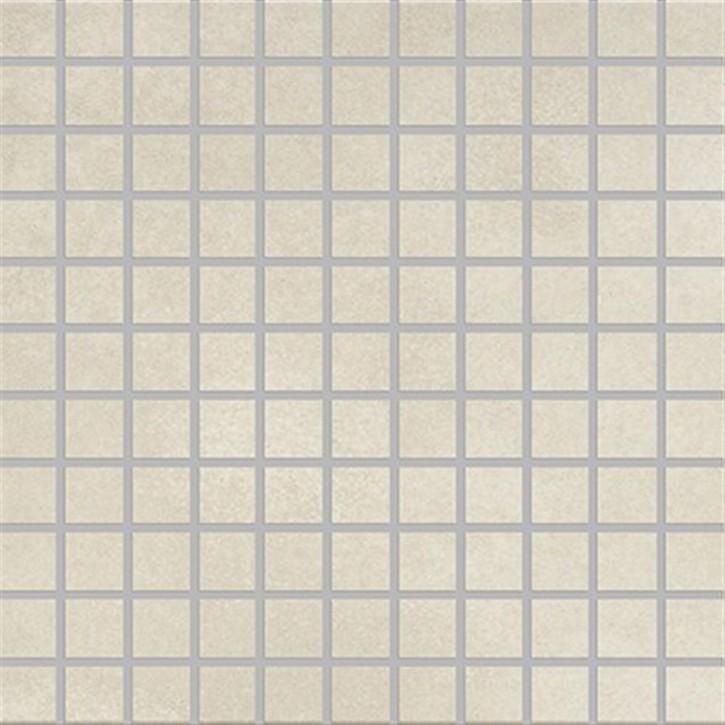 City Squares Mosaik (2,5/2,5) 30x30cm beige R9C Abr.5