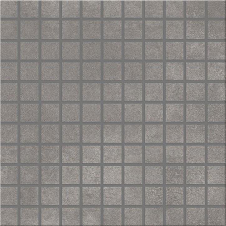 City Squares Mosaik (2,5/2,5) 30x30cm grau R9C Abr.4
