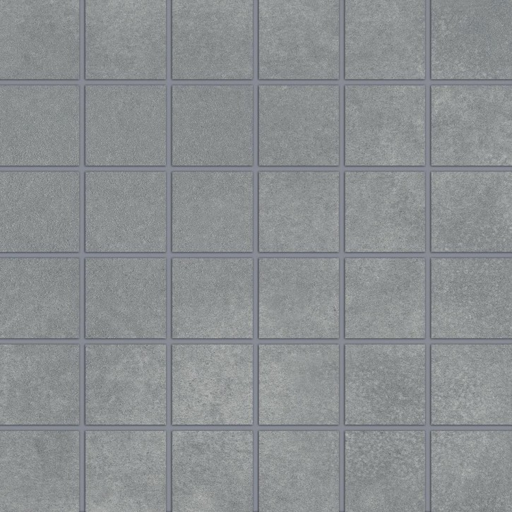 City Squares Mosaik (5/5) 30x30cm grau R9 Abr.4