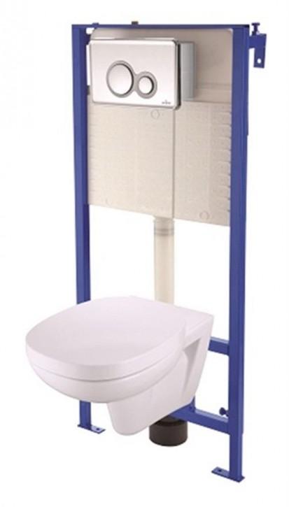 design wand wc set mit trockenbau vorwandelement fss3020. Black Bedroom Furniture Sets. Home Design Ideas
