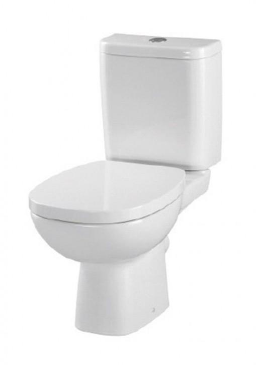 Design WC-Kombi Set Abgang waagerecht