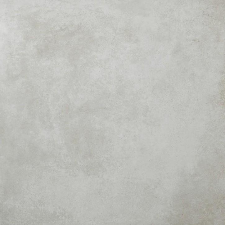 Dolmen Boden 80x80cm weiß matt rekt. Abr.4