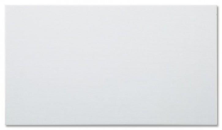 Empire Wand 25x44cm weiß glzd. lüster