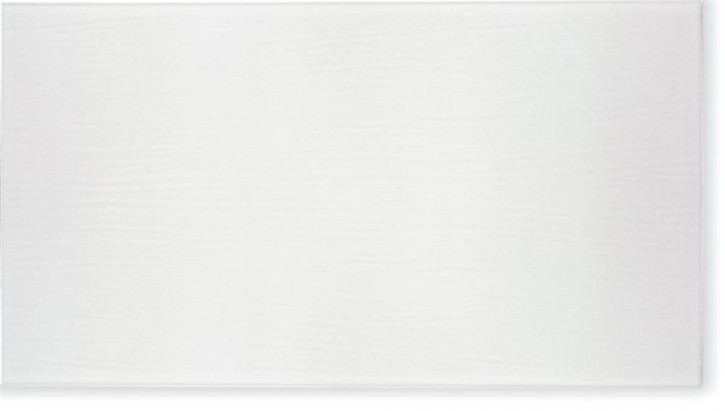 Esprit Wand 25x44cm weiß glzd. strukt.