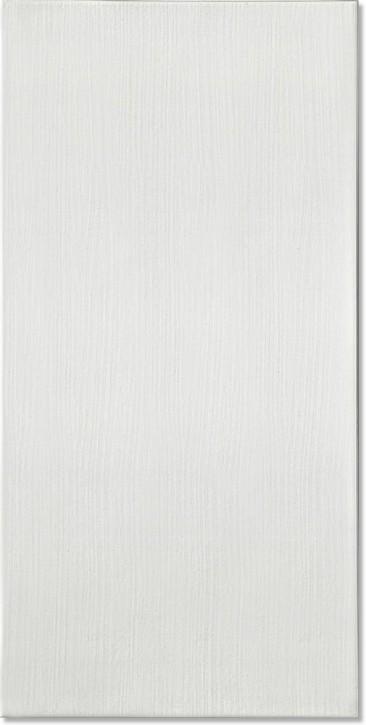 Esprit Wand 30x60cm weiß glzd. strukt.