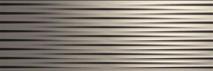 Essenziale Wand 40x120cm Drape 3D Metal struktura rekt.