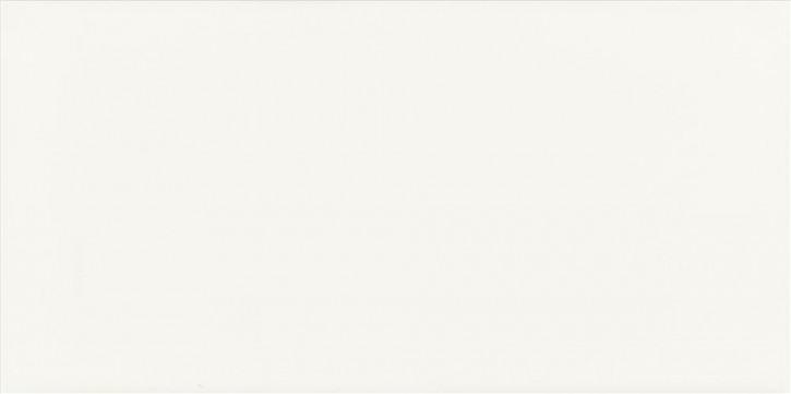 Flat Wand 20x40cm weiß matt