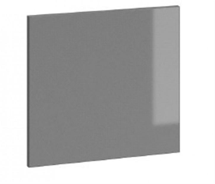 Front, grau Colour 40x40 cm