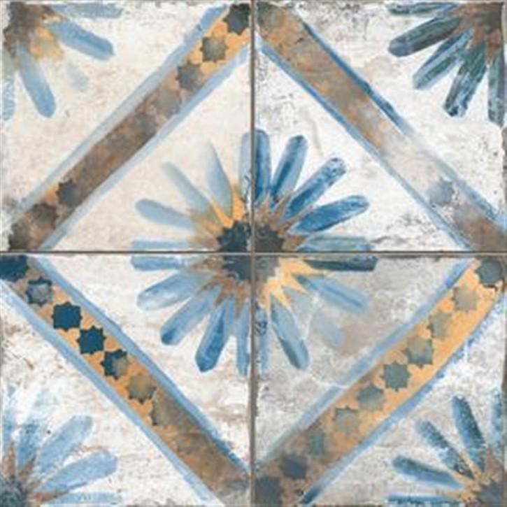 FS BY Peronda Boden 45x45cm marrakesch blue R9 Abr.4