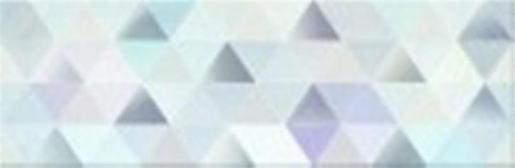 Geometric Game Dekor 25x75cm multicolour