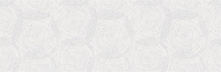Glamour Dekor 24x74cm weiß