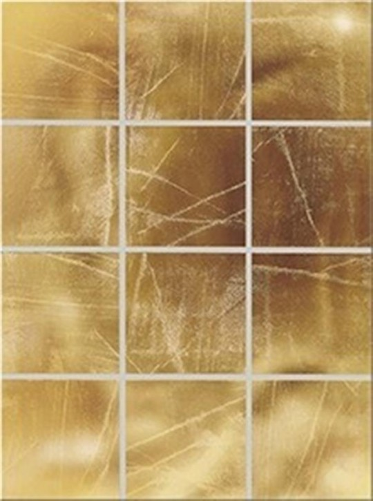 Gold Tiles by Steuler Wall 22x30cm gold